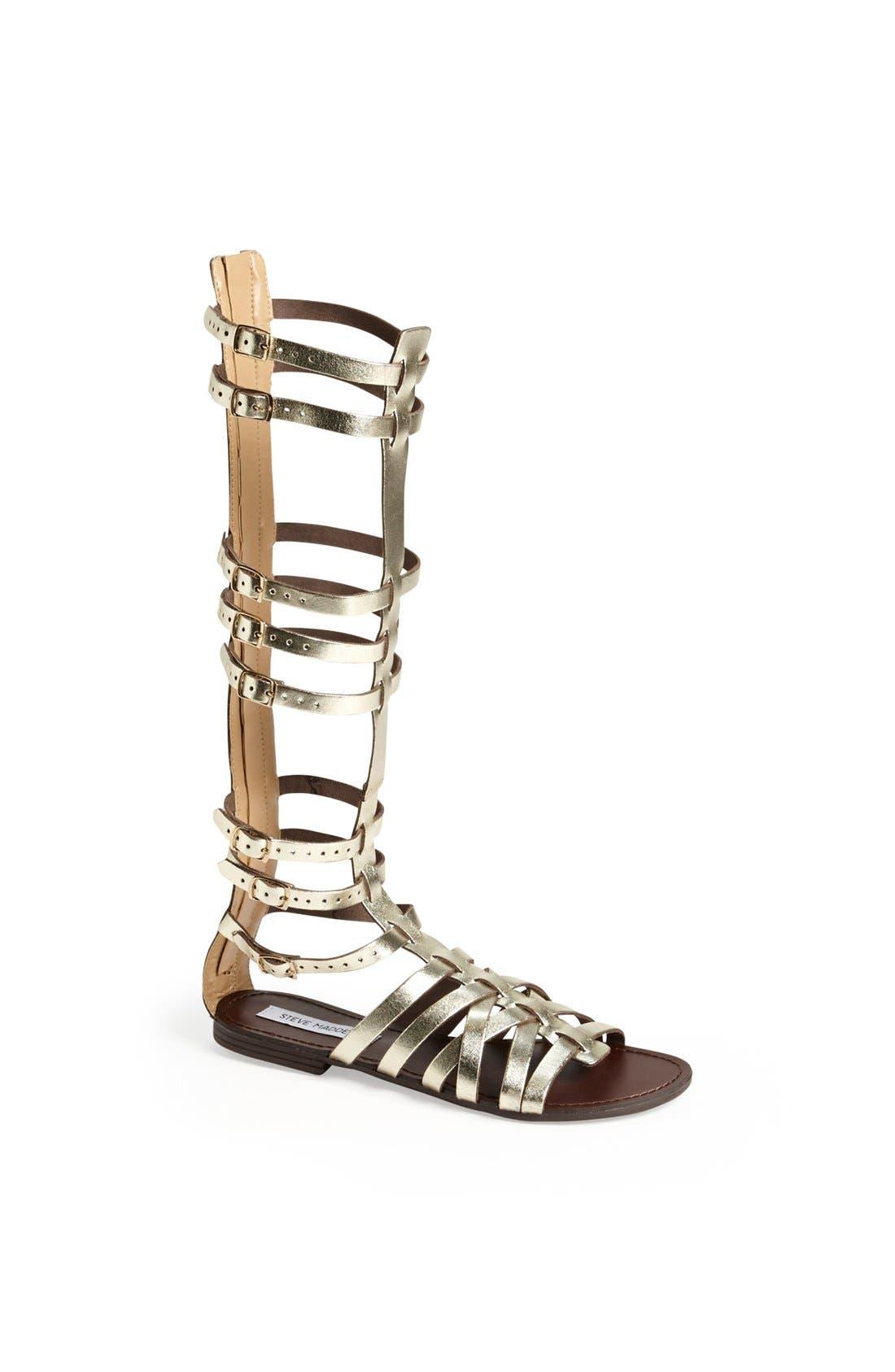 Alternate Image 1 Selected - Steve Madden 'Sparta' Sandal