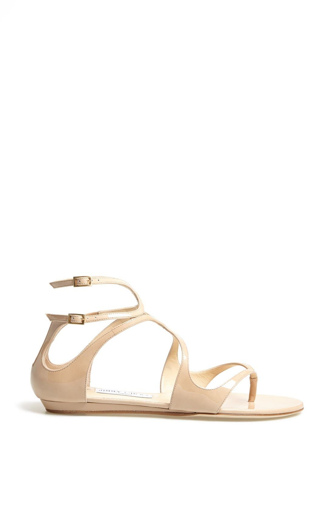 Alternate Image 4  - Jimmy Choo 'Leja' Thong Sandal