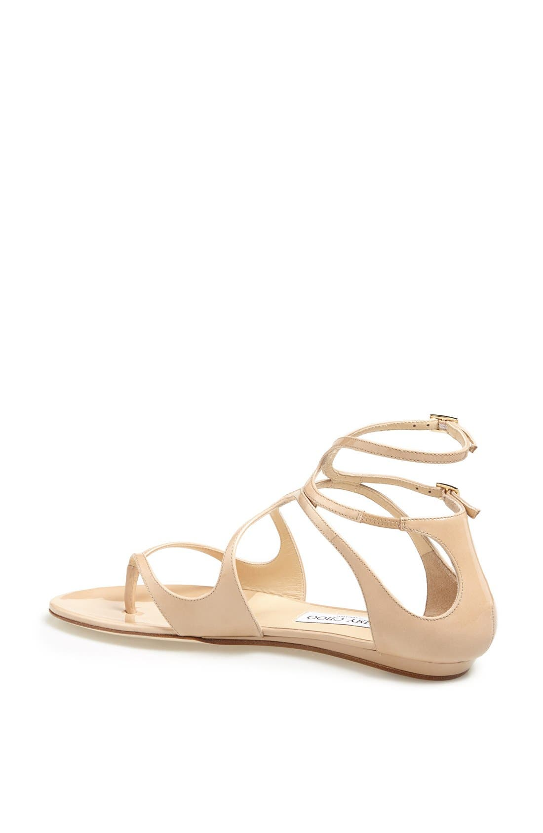 Alternate Image 2  - Jimmy Choo 'Leja' Thong Sandal