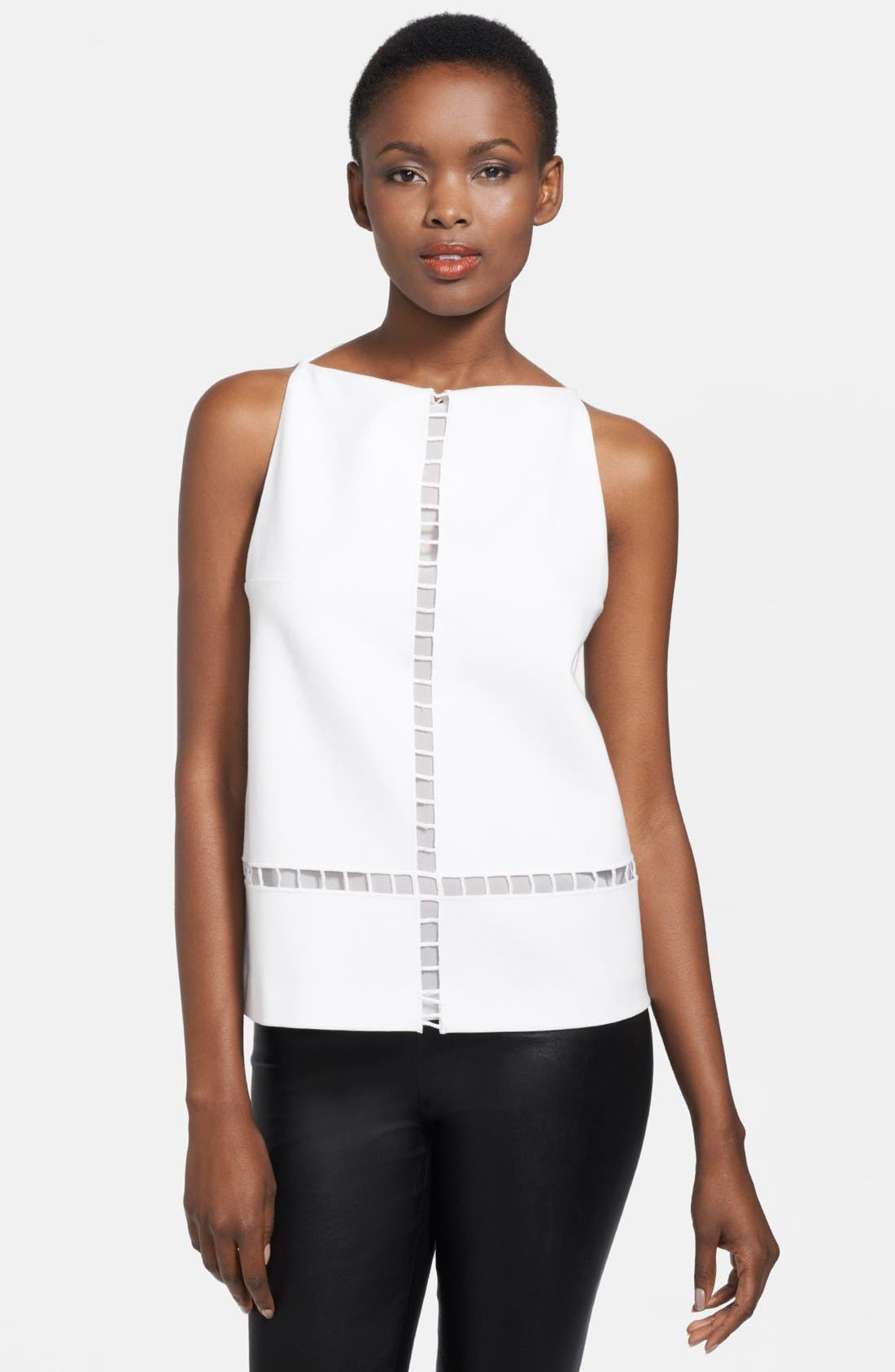 Alternate Image 1 Selected - Robert Rodriguez Embroidered Tank