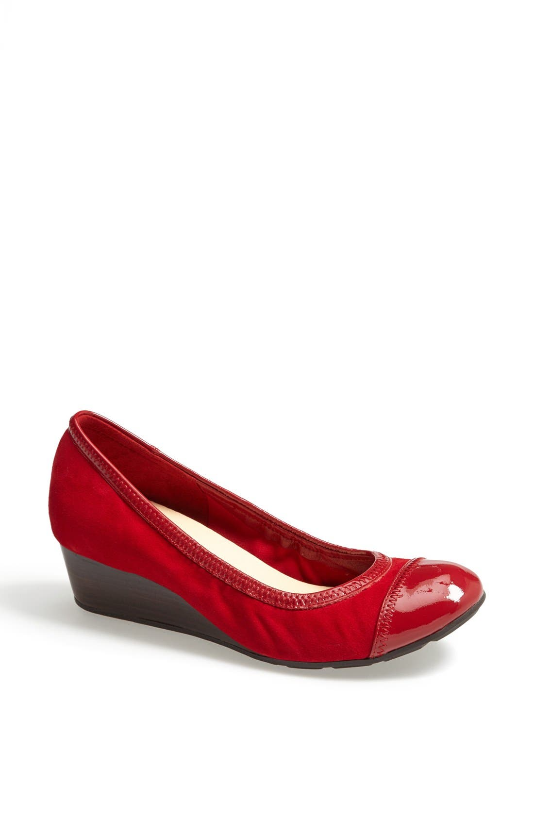 Alternate Image 1 Selected - Cole Haan 'Milly' Wedge Pump