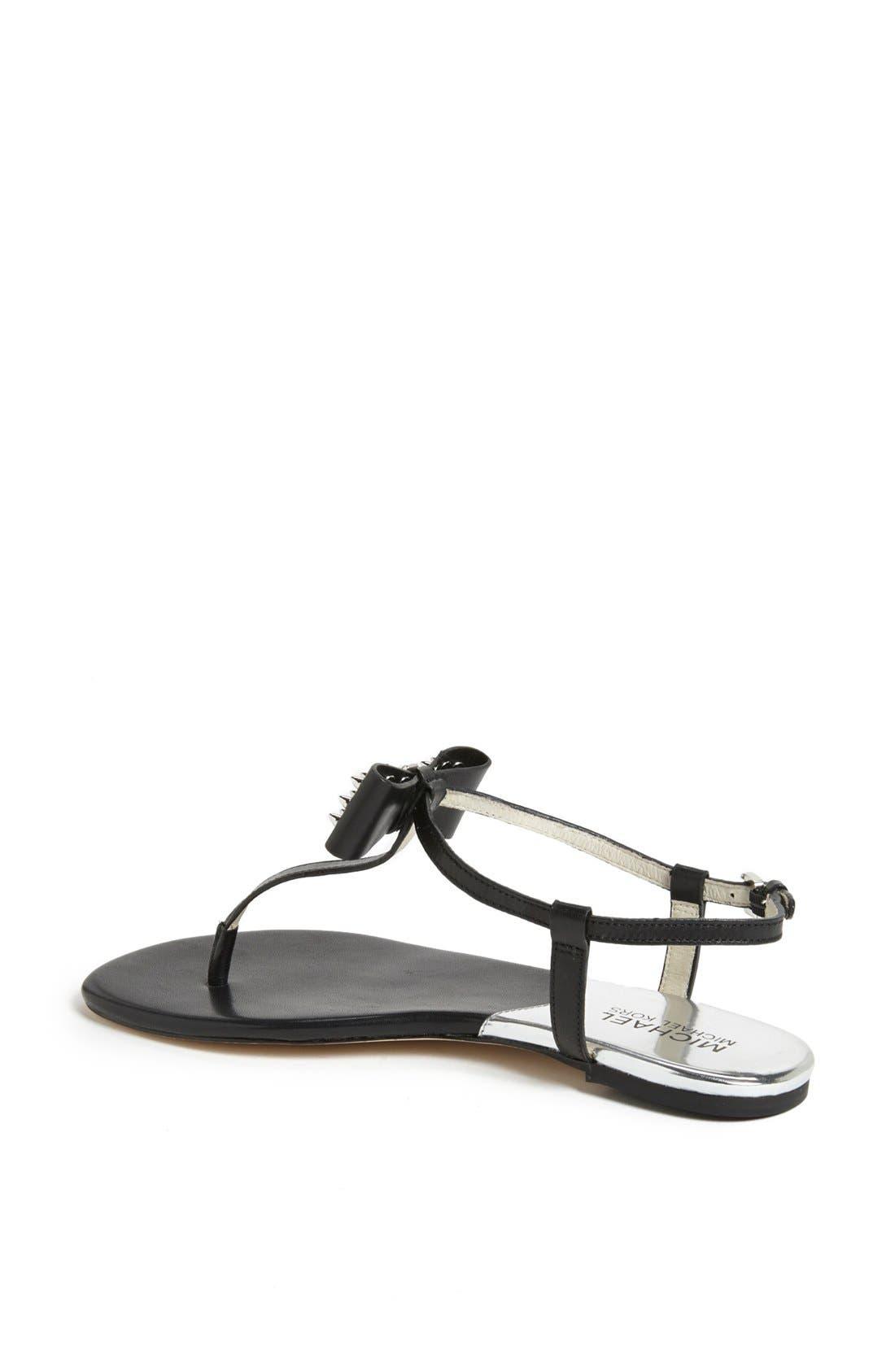 Alternate Image 2  - MICHAEL Michael Kors 'Devin' Thong Sandal