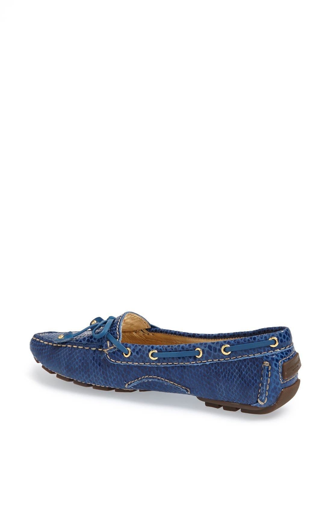 Alternate Image 2  - Marc Joseph New York 'Cypress Hill Snakes' Loafer