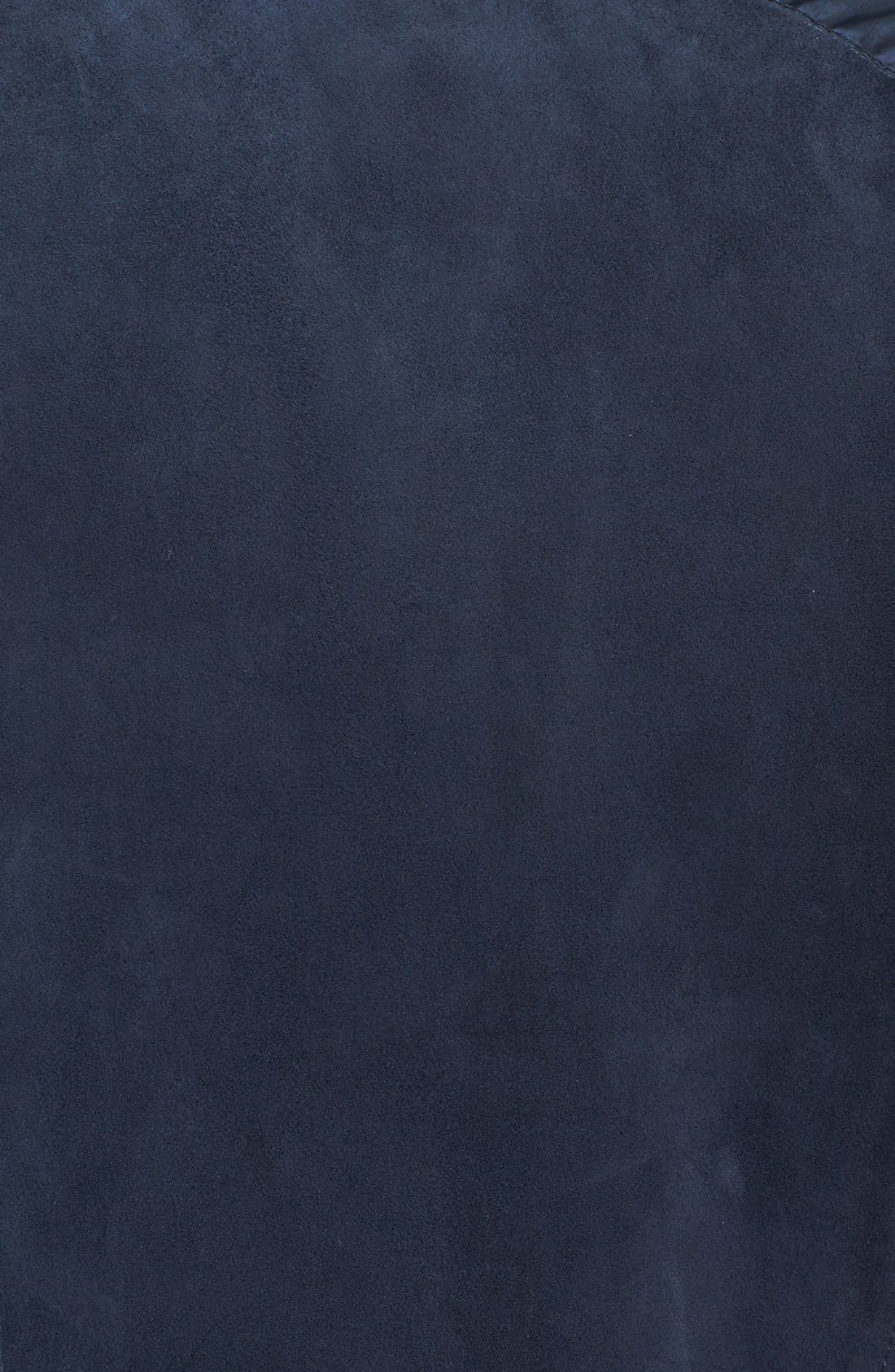 Alternate Image 3  - Michael Kors Mixed Media Jacket