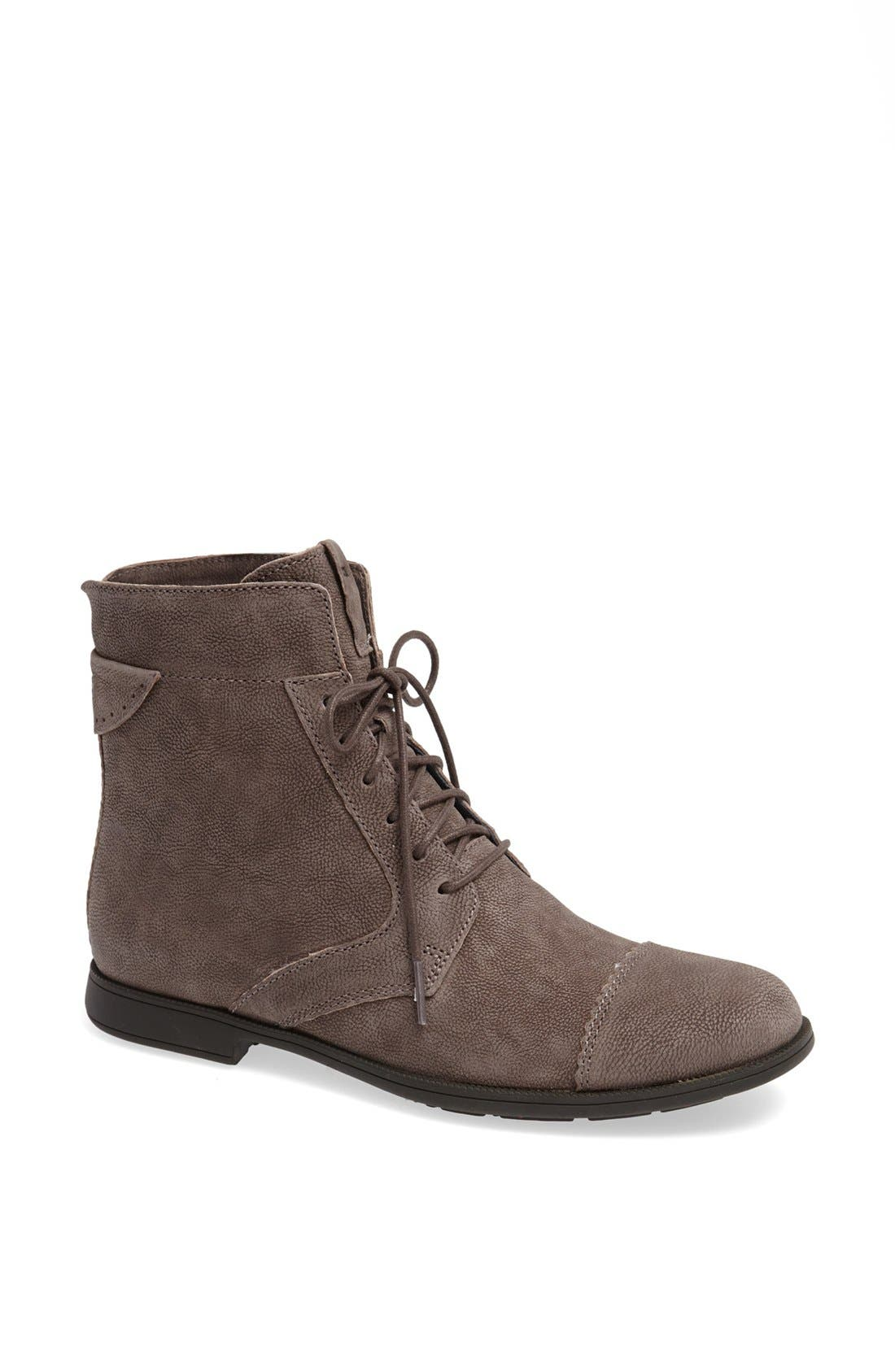 Alternate Image 1 Selected - Camper '1913' Leather Ankle Bootie