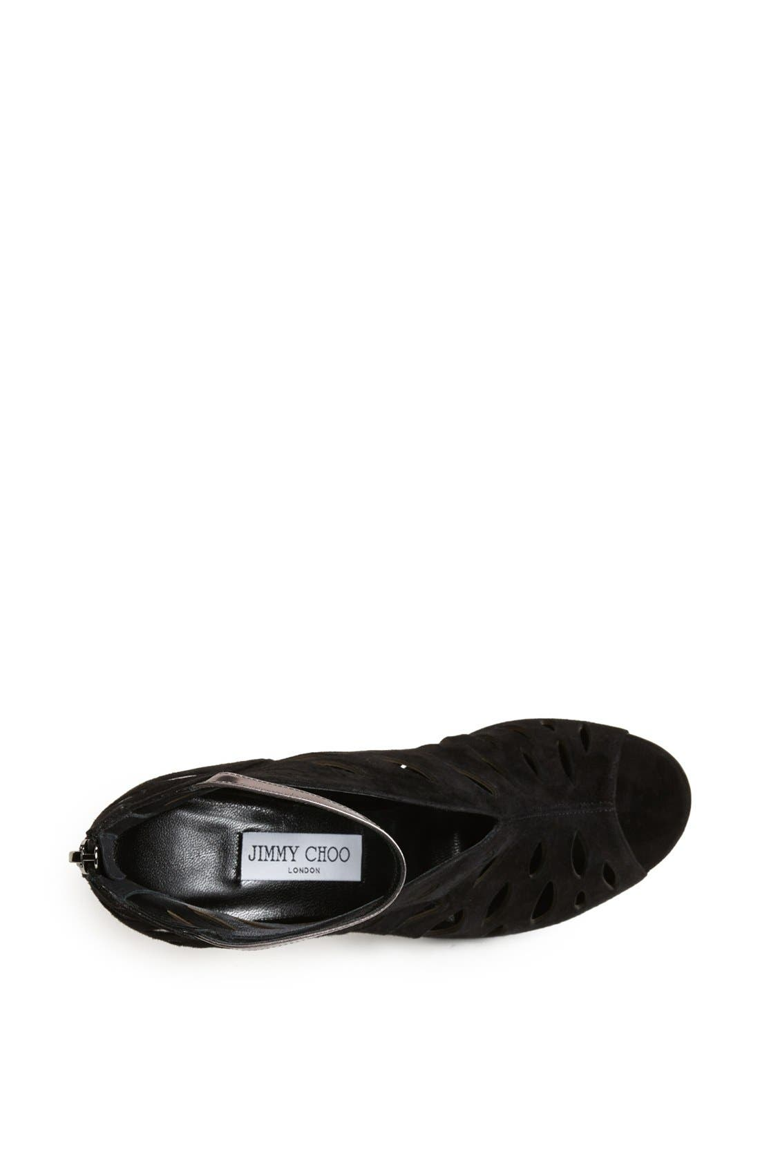Alternate Image 3  - Jimmy Choo 'Tamera' Cutout Sandal