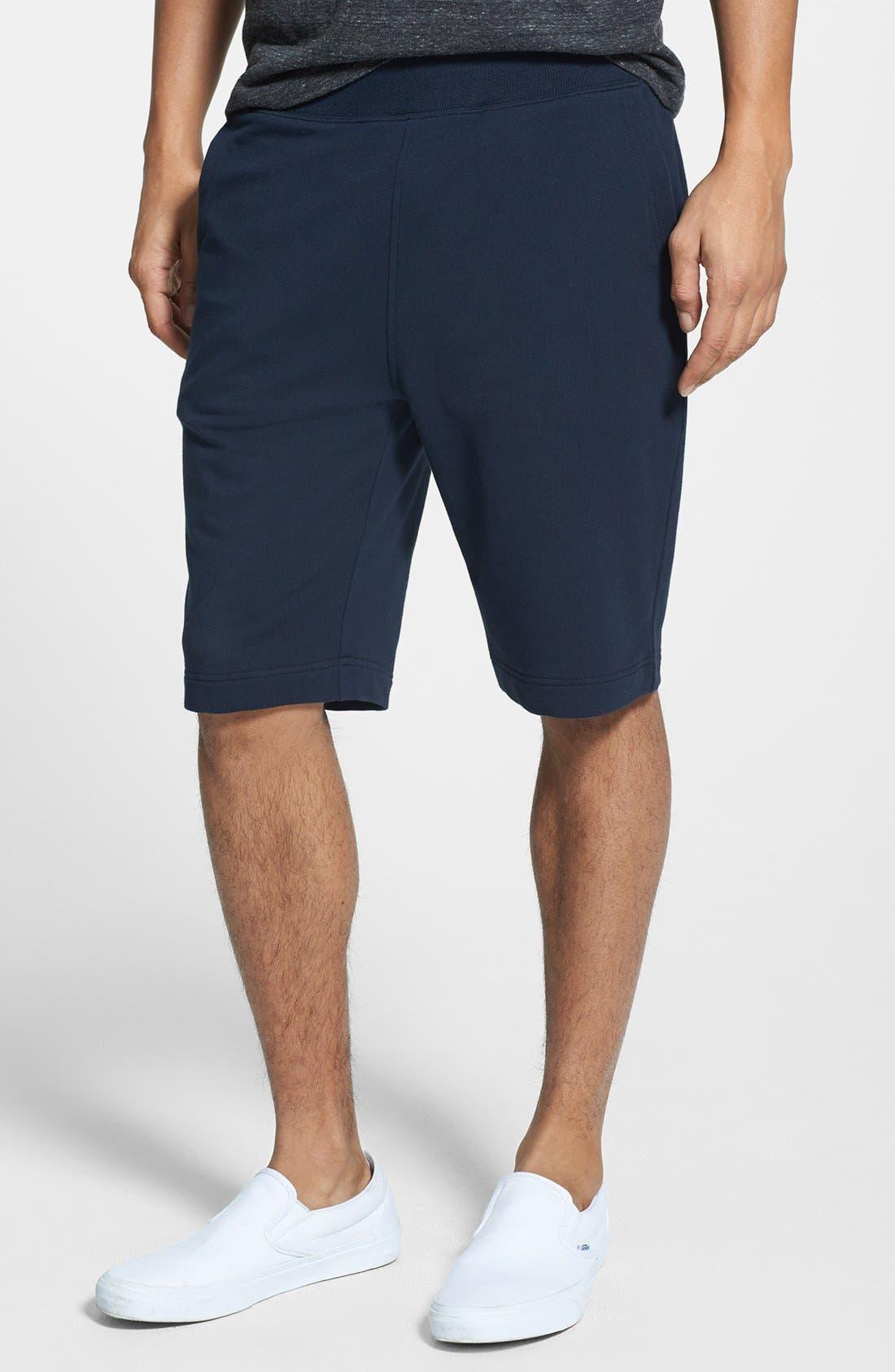 Alternate Image 1 Selected - Michael Kors Fleece Shorts