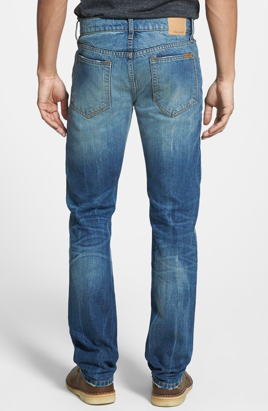 Alternate Image 2  - Joe's 'Brixton' Slim Fit Jeans (Samir)