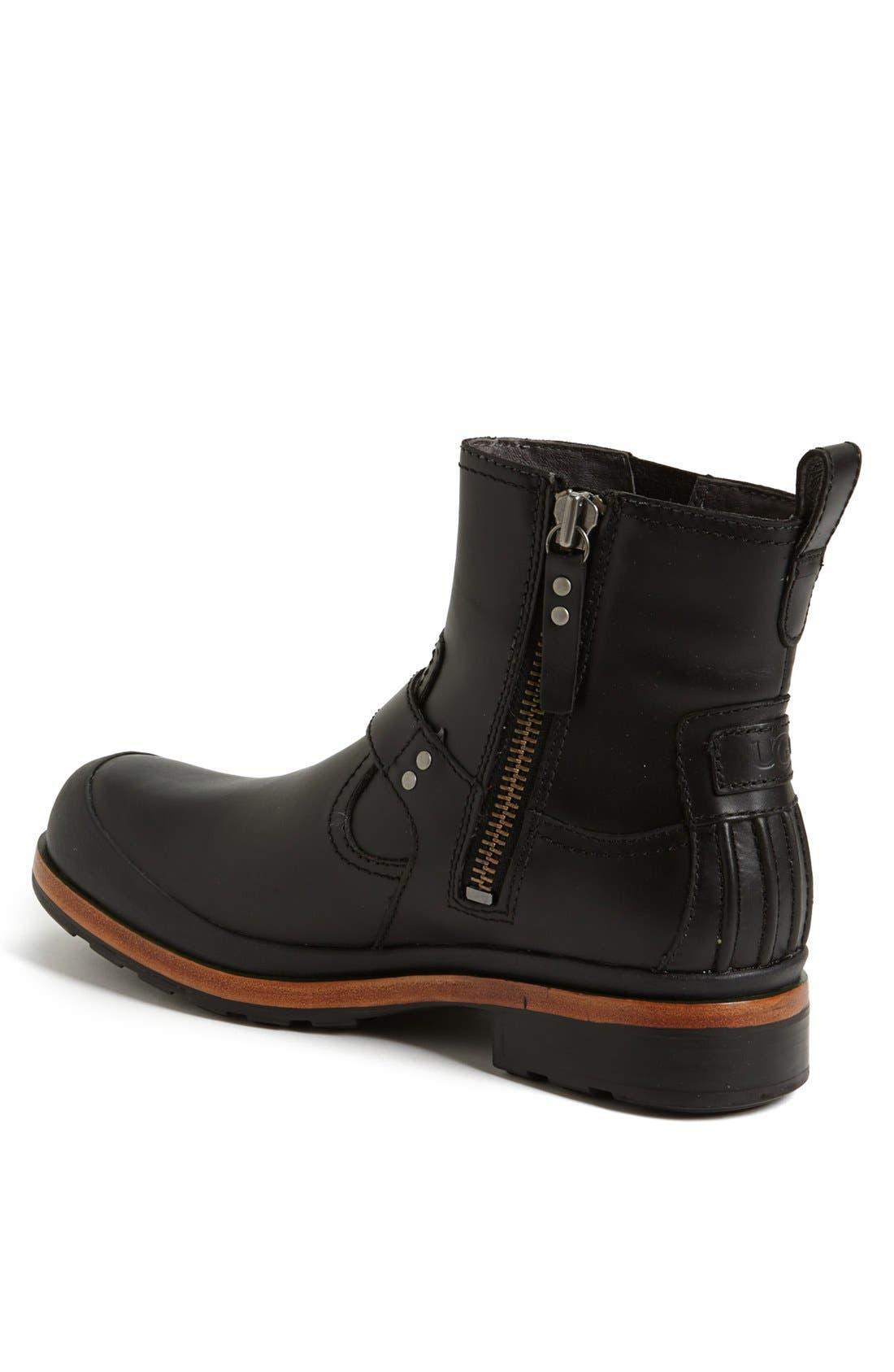 Alternate Image 2  - UGG® Australia 'Alston' Zip Boot