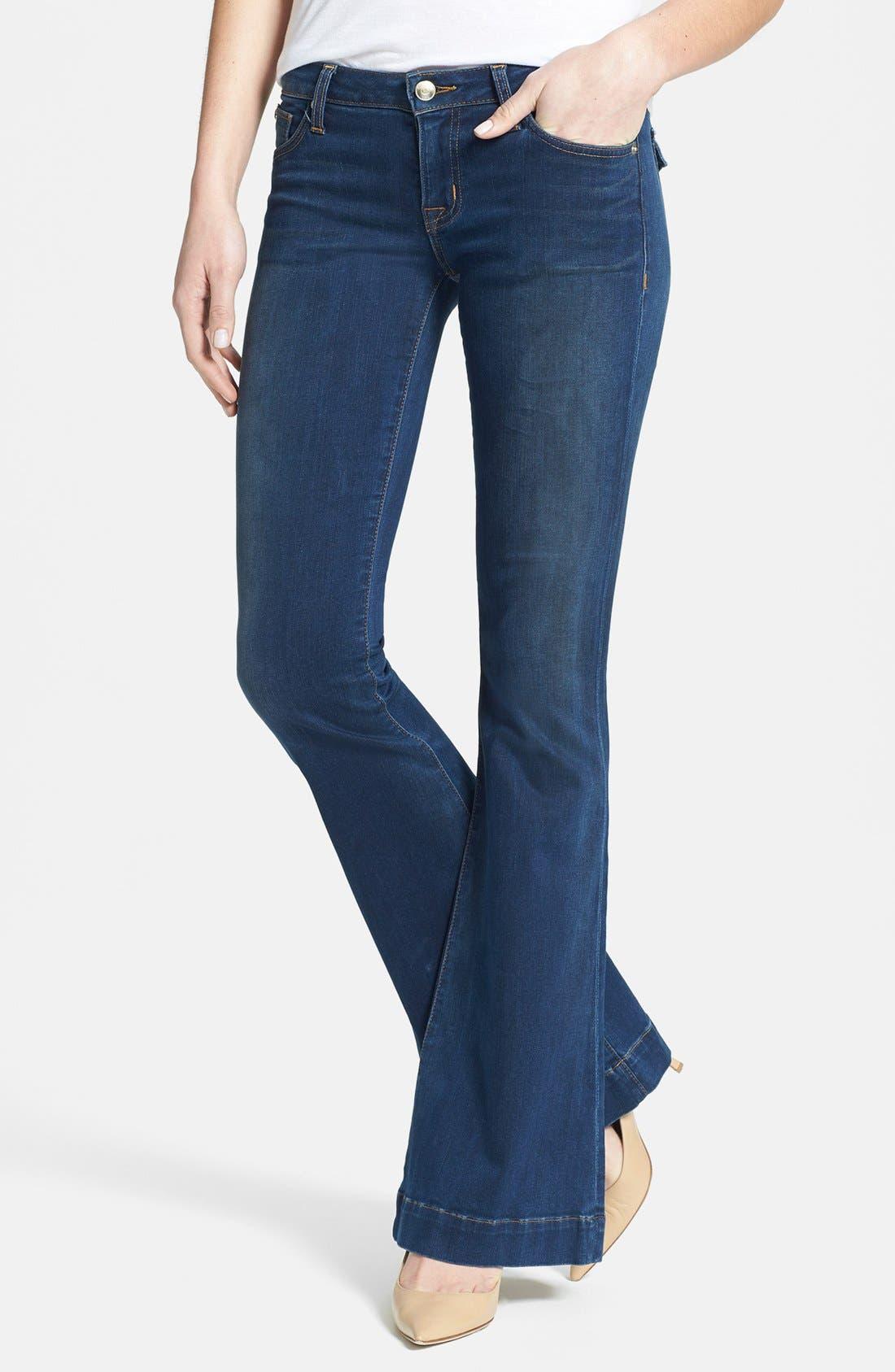 Alternate Image 1 Selected - Hudson Jeans 'Ferris' Flare Leg Jeans (Wanderlust)