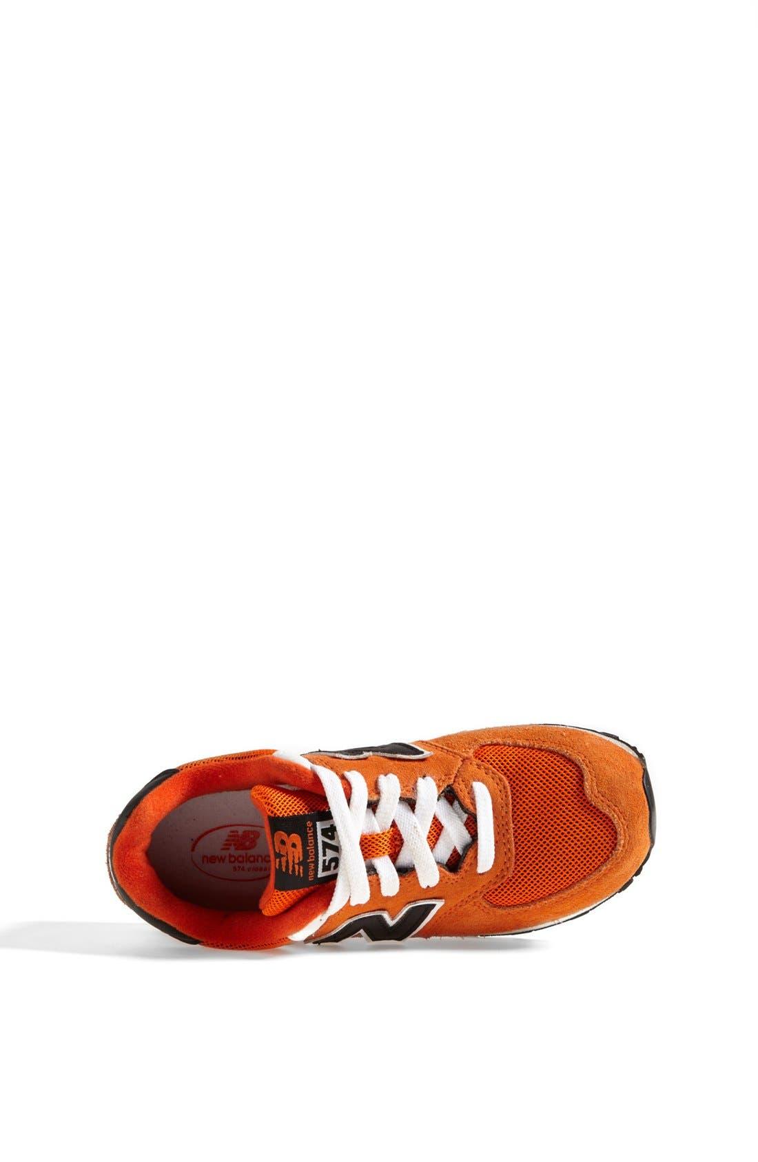 Alternate Image 3  - New Balance '574 Varsity' Sneaker (Walker)
