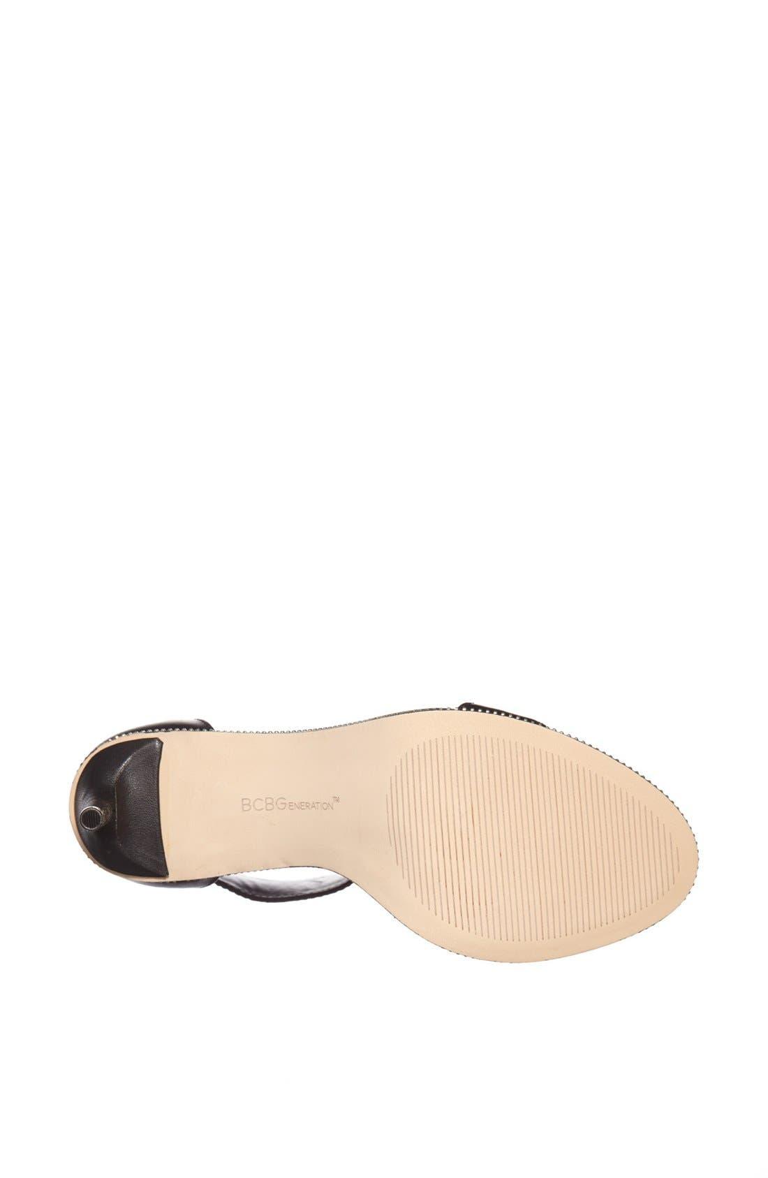 Alternate Image 4  - BCBGeneration 'Dulce' Sandal