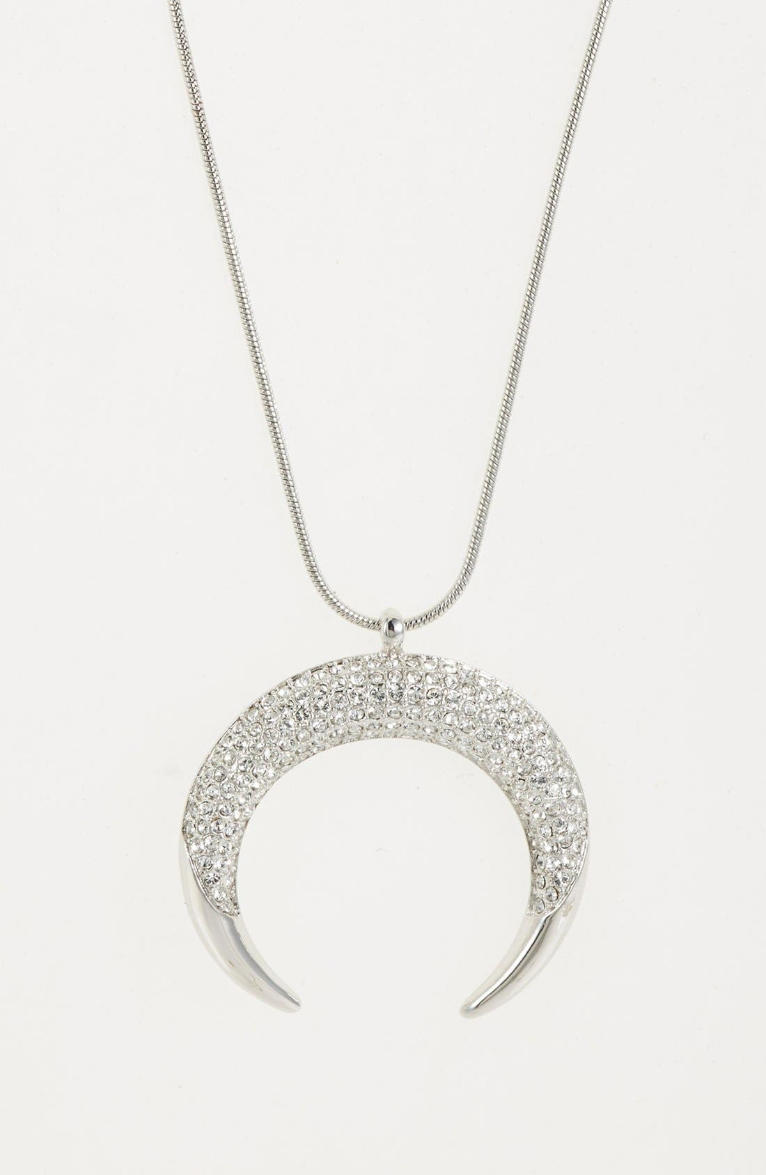 Alternate Image 2  - Vince Camuto 'Caviar Dreams' Pendant Necklace