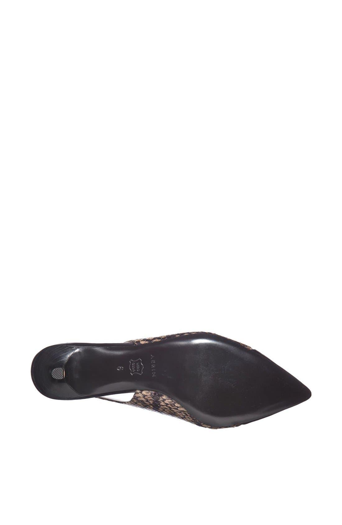 Alternate Image 3  - Aerin 'Padima' Kitten Heel Sandal