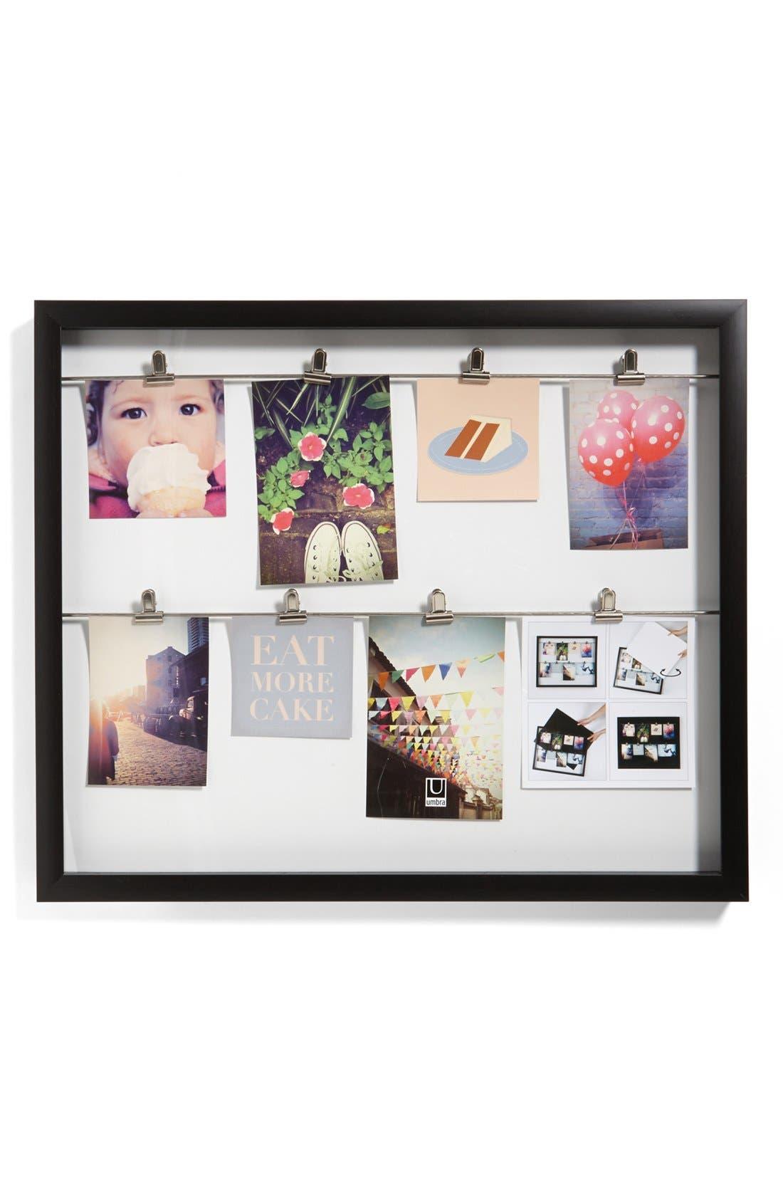 Alternate Image 1 Selected - Umbra Clipline Picture Frame