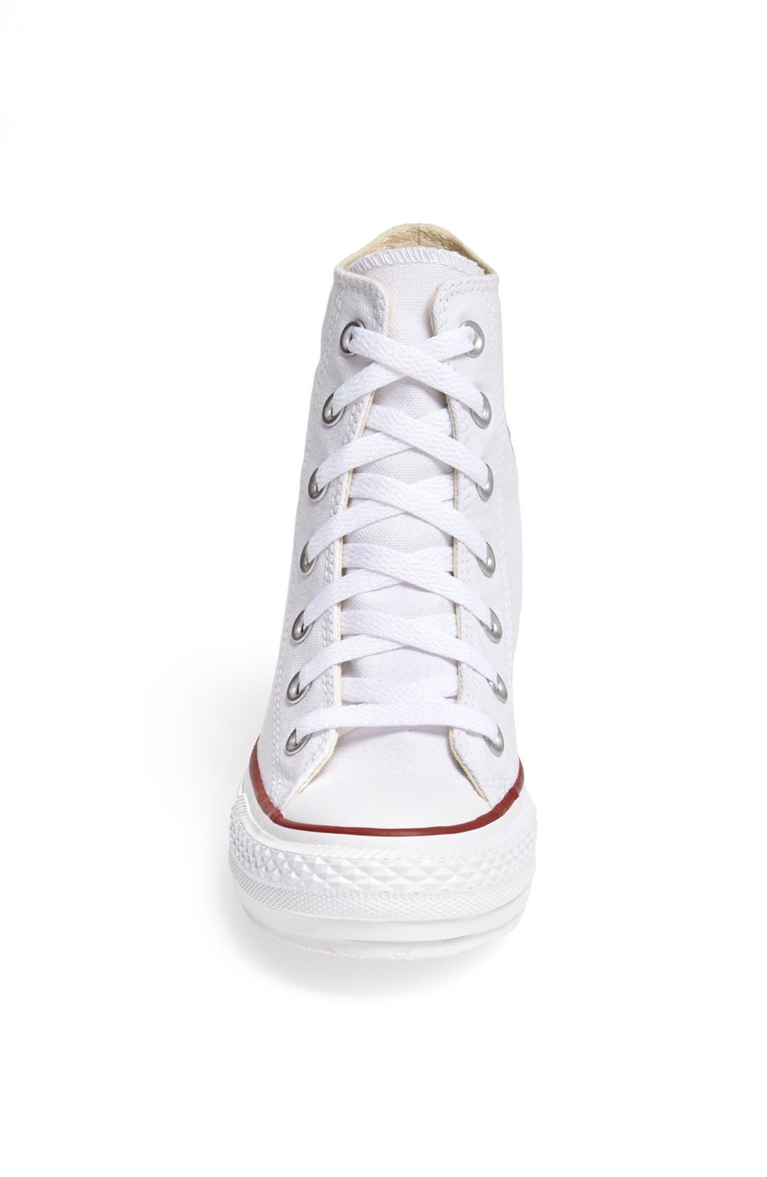 Alternate Image 3  - Converse Chuck Taylor® All Star® Hidden Wedge Platform High-Top Sneaker