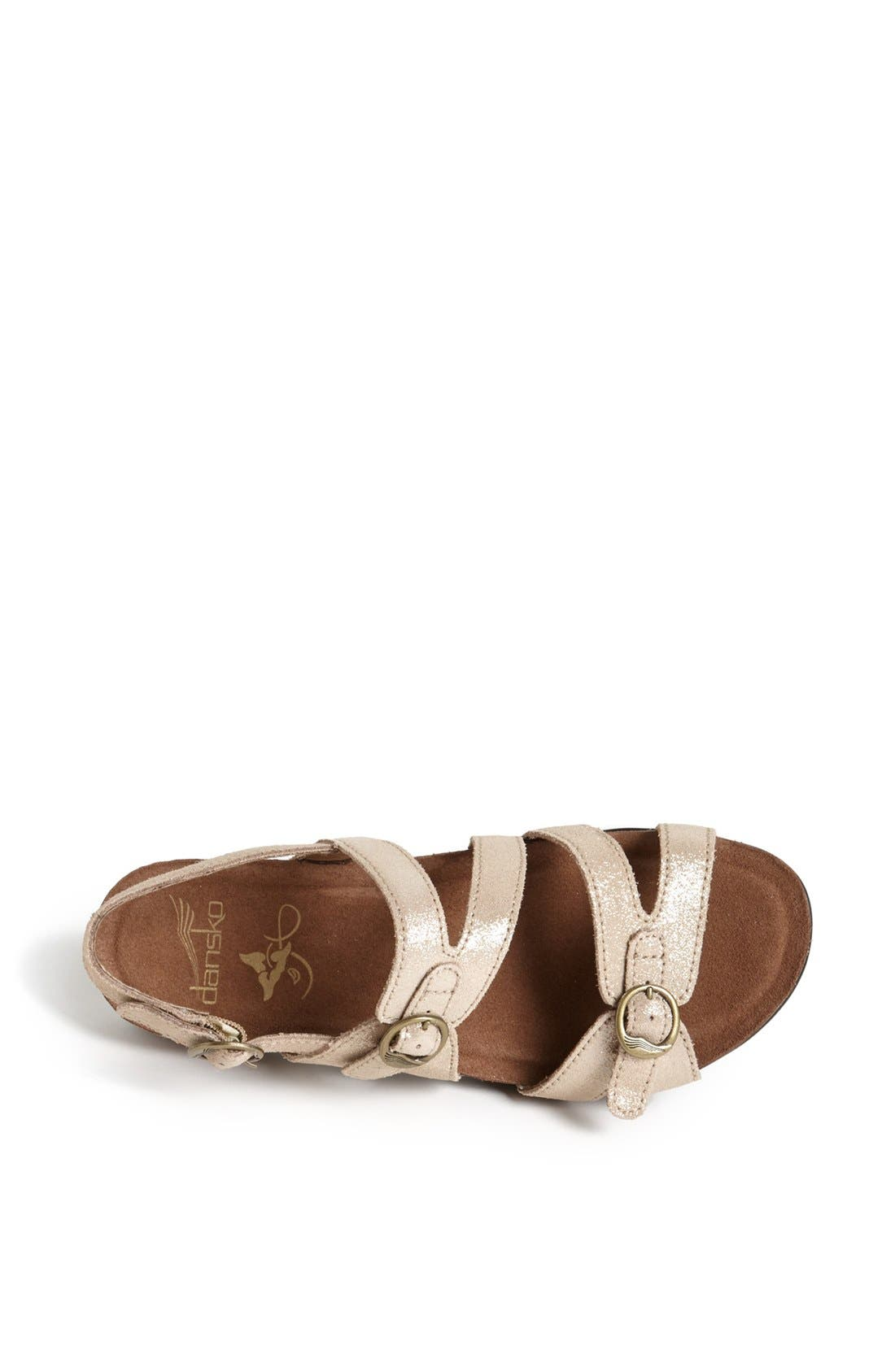 Alternate Image 3  - Dansko 'Jameson' Leather Sandal