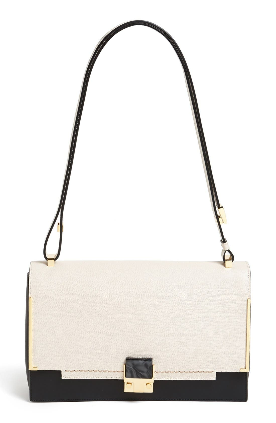 Alternate Image 1 Selected - Lanvin 'Medium Partition' Shoulder Bag