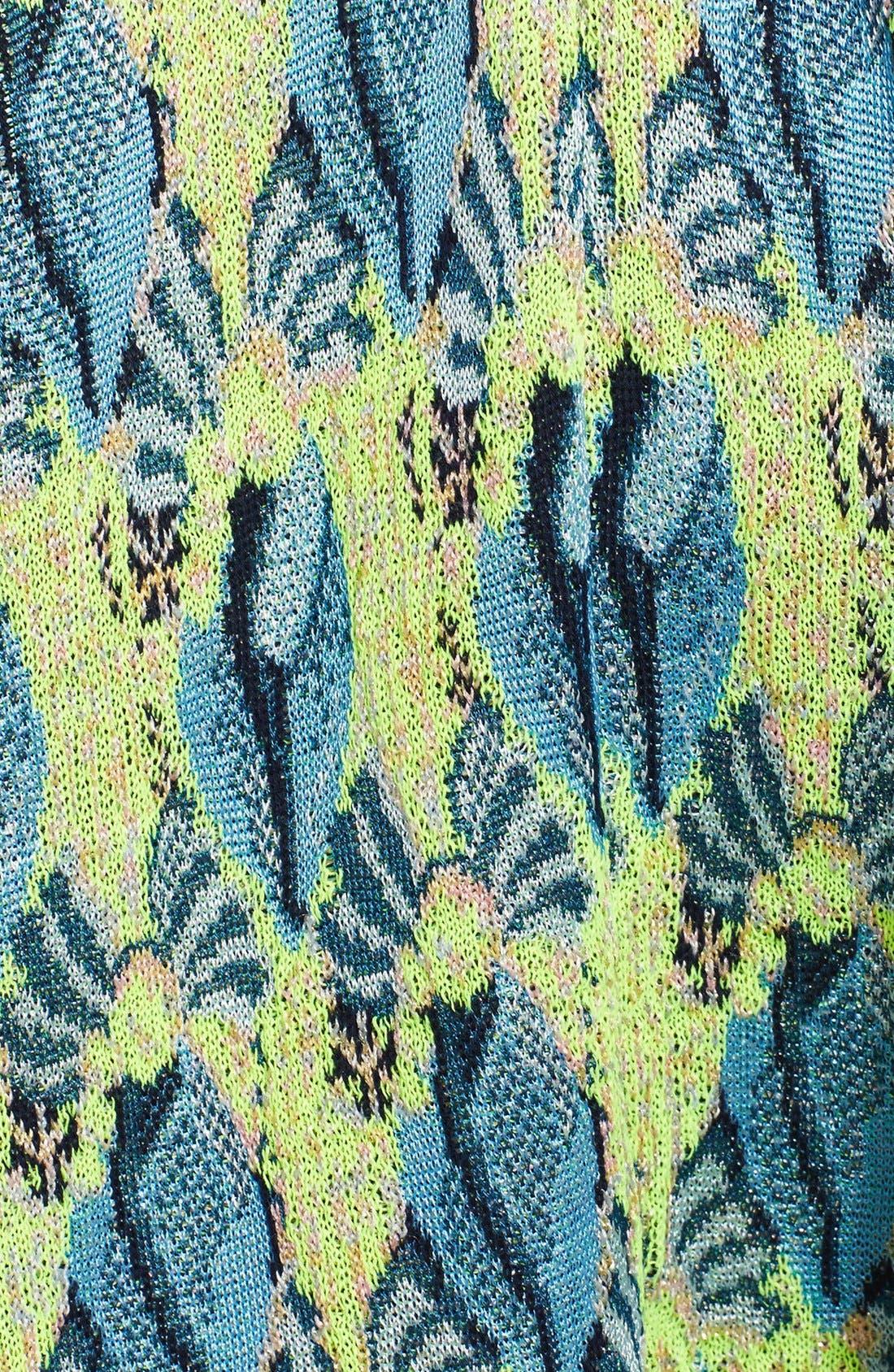 Alternate Image 3  - Mary Katrantzou Jacquard Knit Skirt