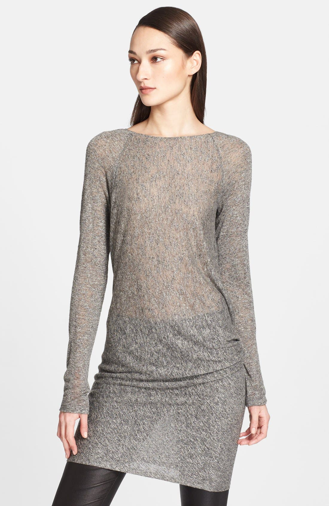 Alternate Image 1 Selected - Donna Karan New York Jersey Tunic