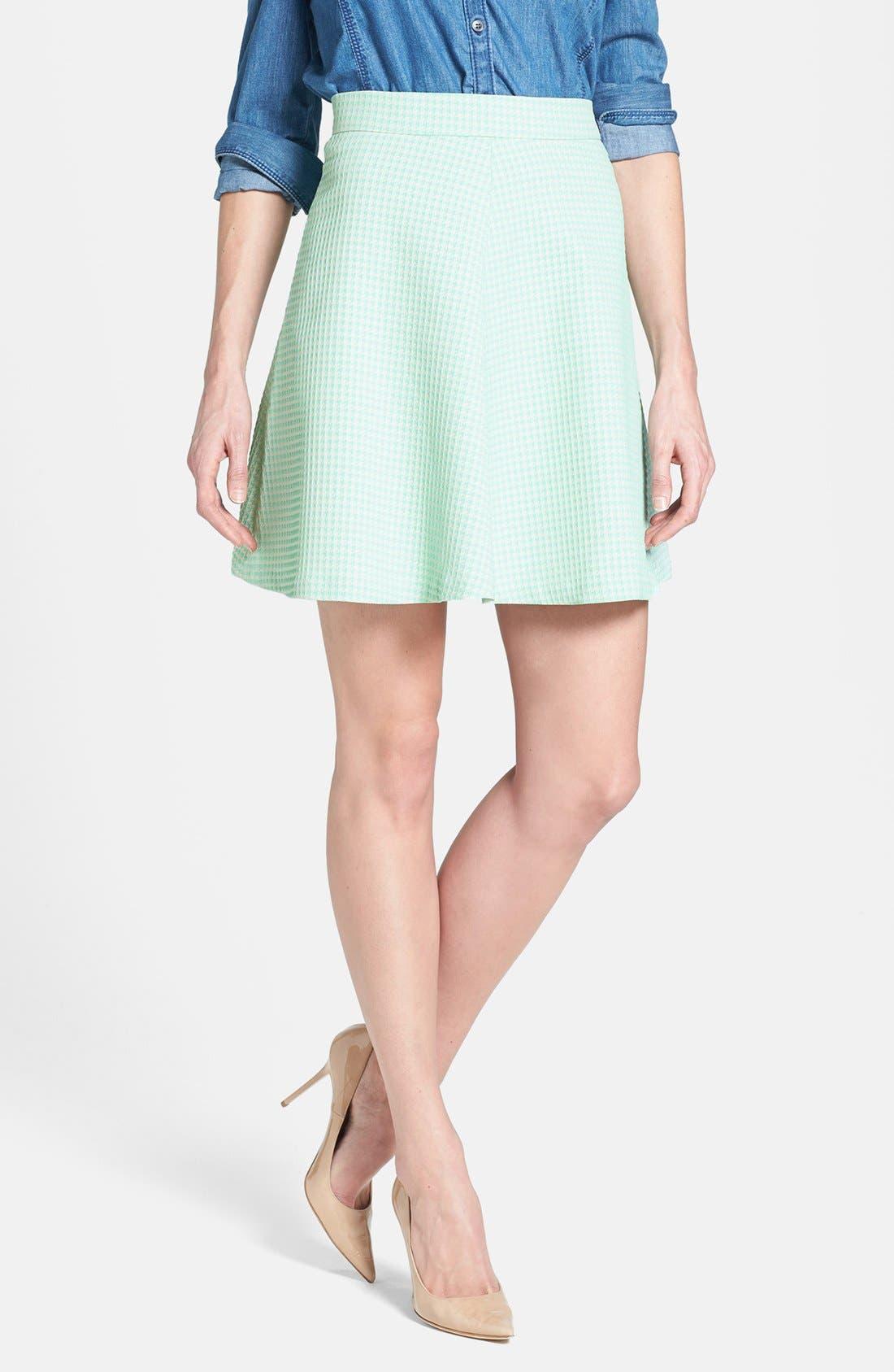 Alternate Image 1 Selected - Halogen® Skater Skirt