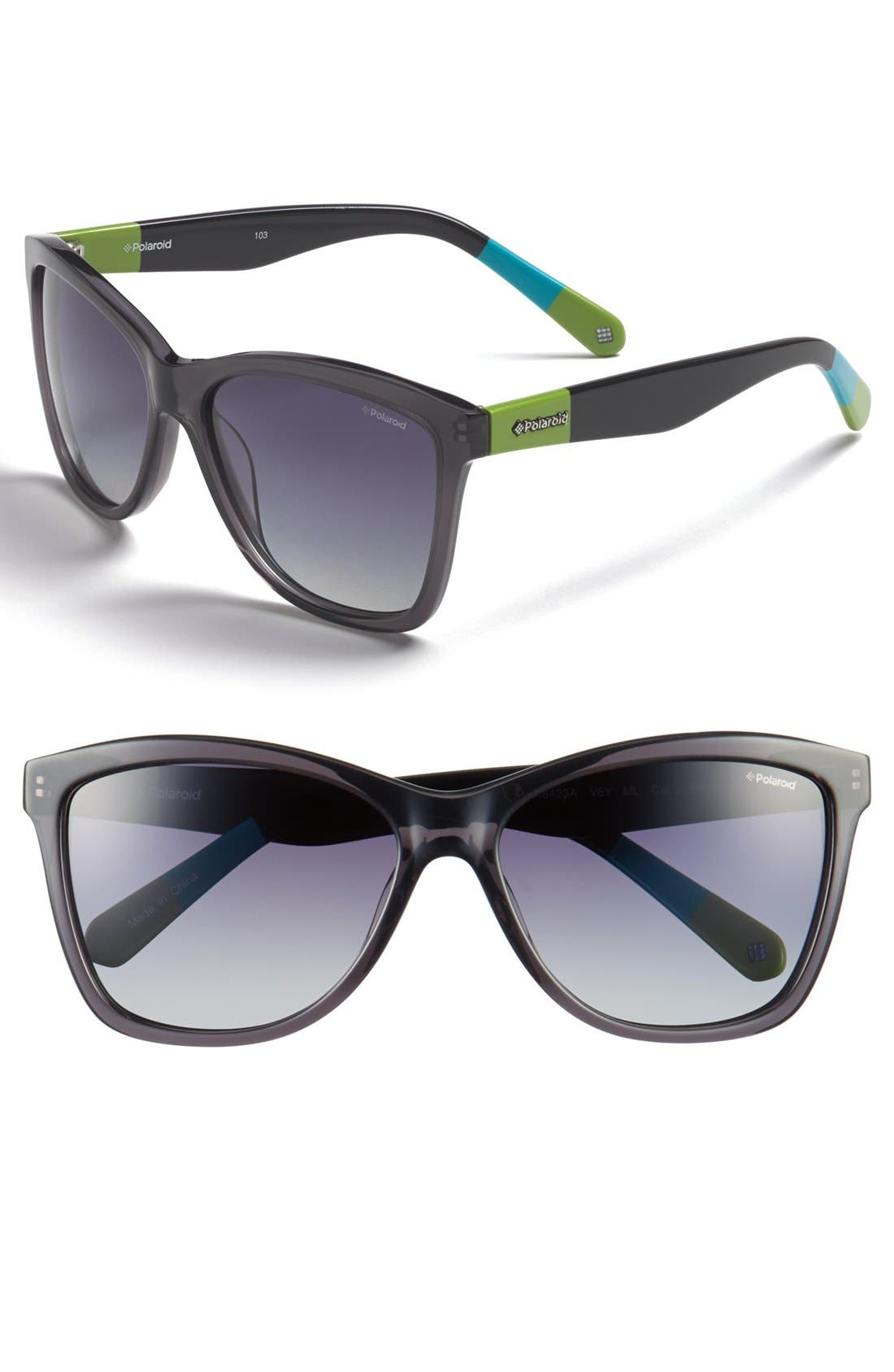 Main Image - Polaroid Eyewear Polarized 59mm Sunglasses