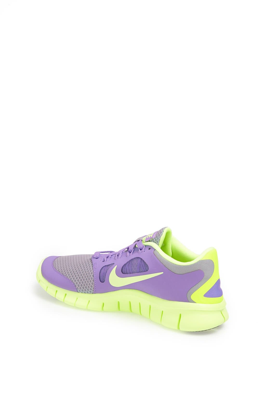 Alternate Image 2  - Nike 'Free Run 5.0' Sneaker (Big Kid)