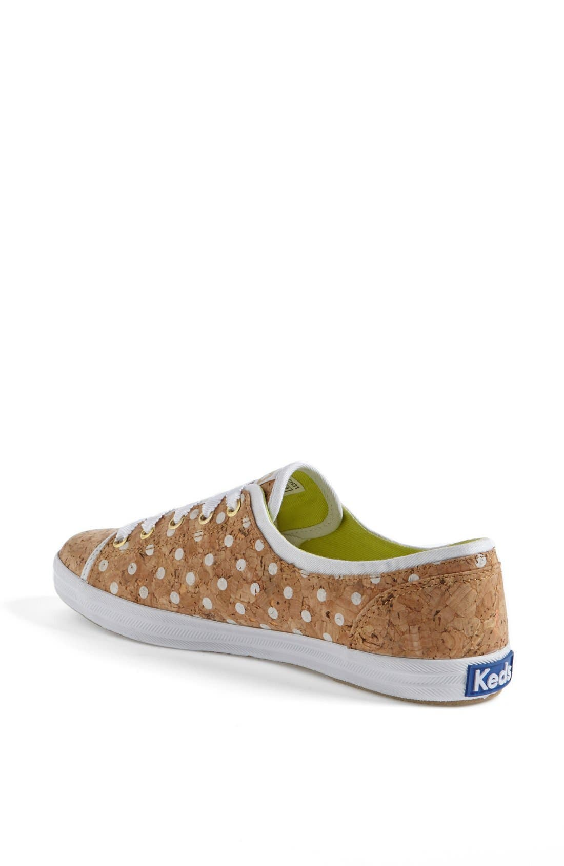 Alternate Image 2  - Keds® 'Rally' Cork Sneaker (Women)