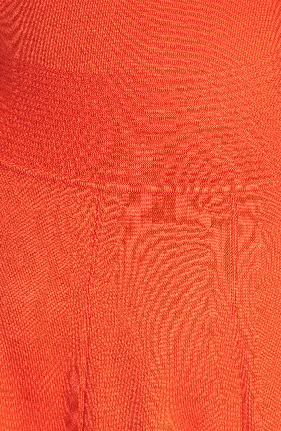 Alternate Image 4  - Eliza J Fit & Flare Sweater Dress