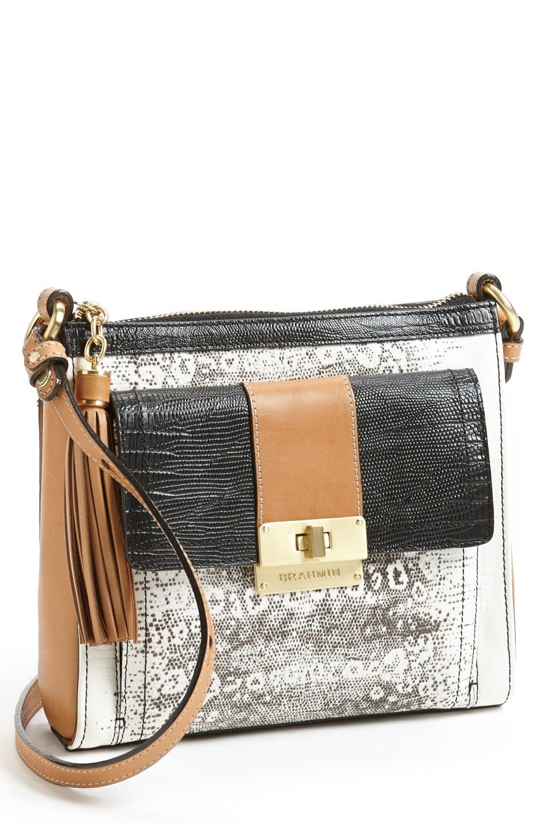 Main Image - Brahmin 'Mimosa' Crossbody Bag