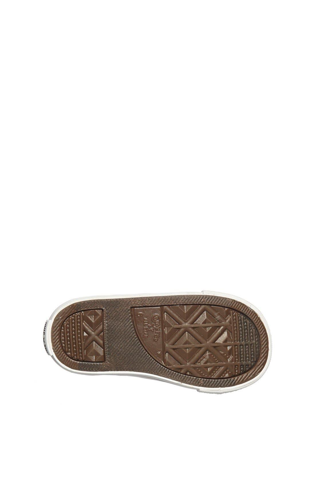 Alternate Image 4  - Converse Chuck Taylor® All Star® '2V' Sneaker (Baby, Walker & Toddler)