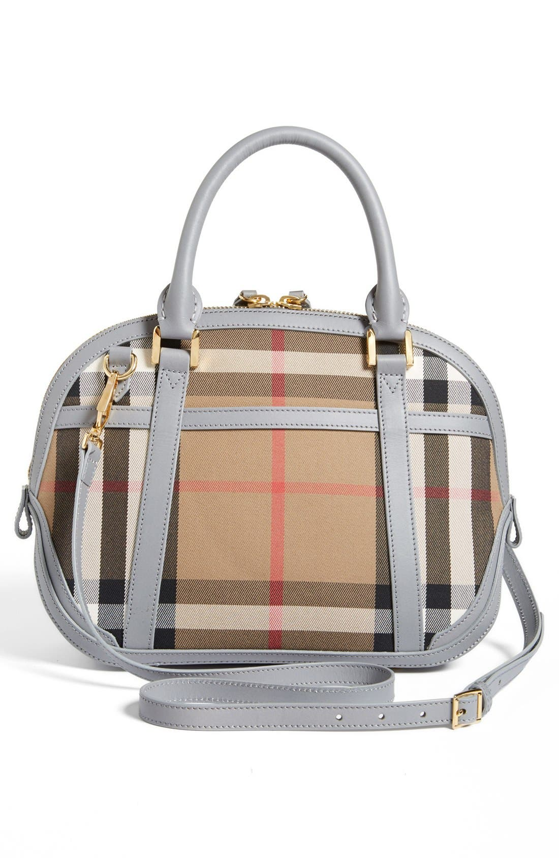 Alternate Image 4  - Burberry 'Small Orchard' Satchel