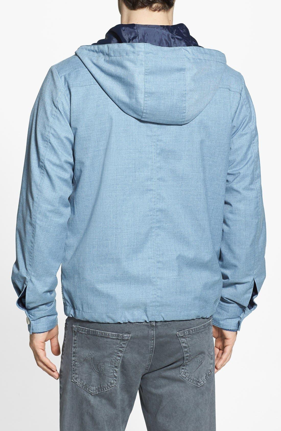 Alternate Image 2  - Moods of Norway 'Jon Andre' Cotton Zip Jacket