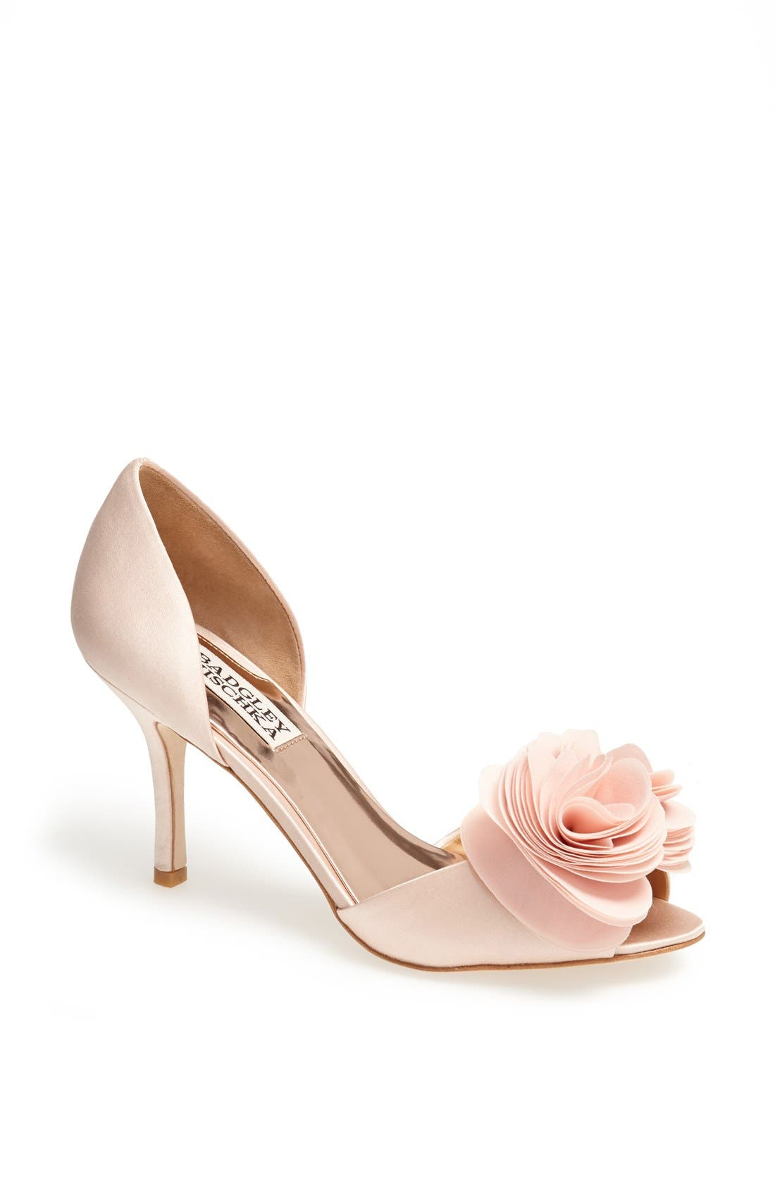 Alternate Image 1 Selected - Badgley Mischka 'Thora' Pump