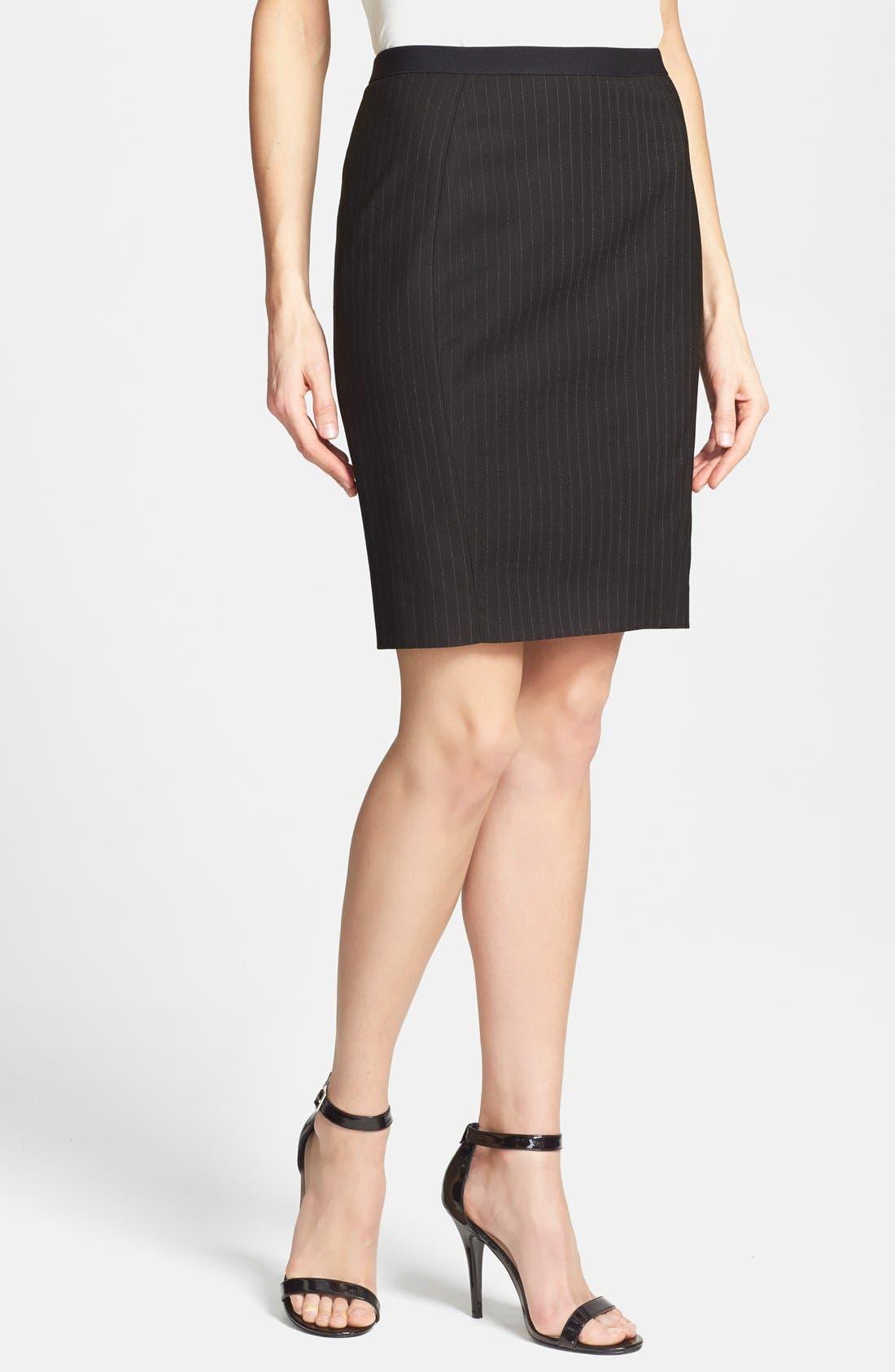 Alternate Image 1 Selected - T Tahari 'Rune' Skirt