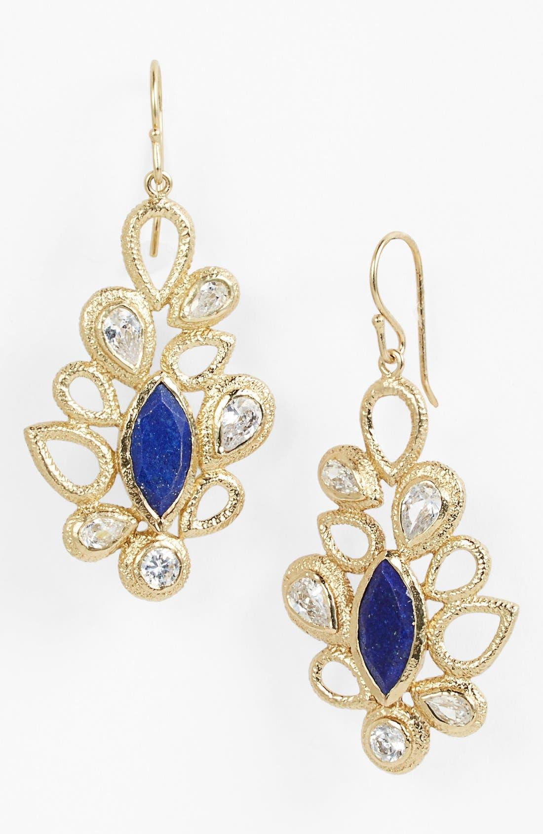 Alternate Image 1 Selected - Melinda Maria 'Mosaic - Theo' Drop Earrings