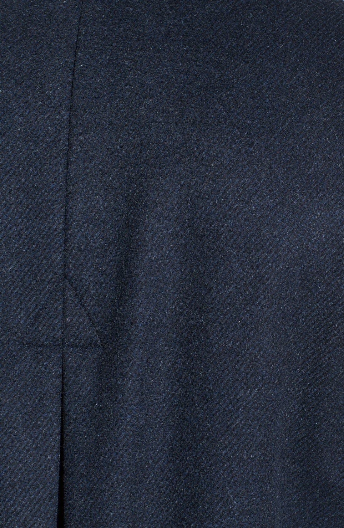 Alternate Image 3  - Cardinal of Canada Wool Blend Top Coat