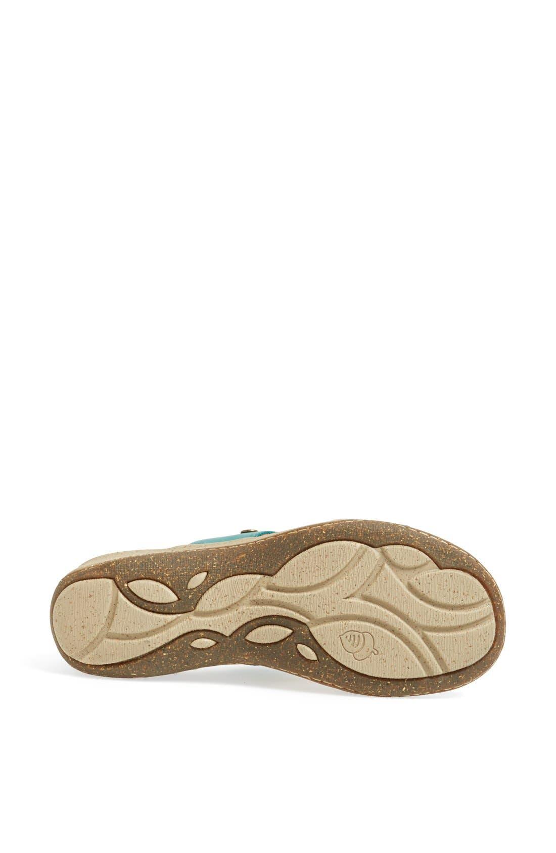 Alternate Image 4  - Acorn 'Vista' Wedge Sandal