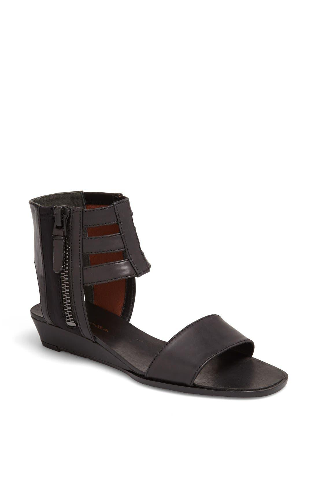Main Image - Via Spiga 'Patrice' Leather Sandal