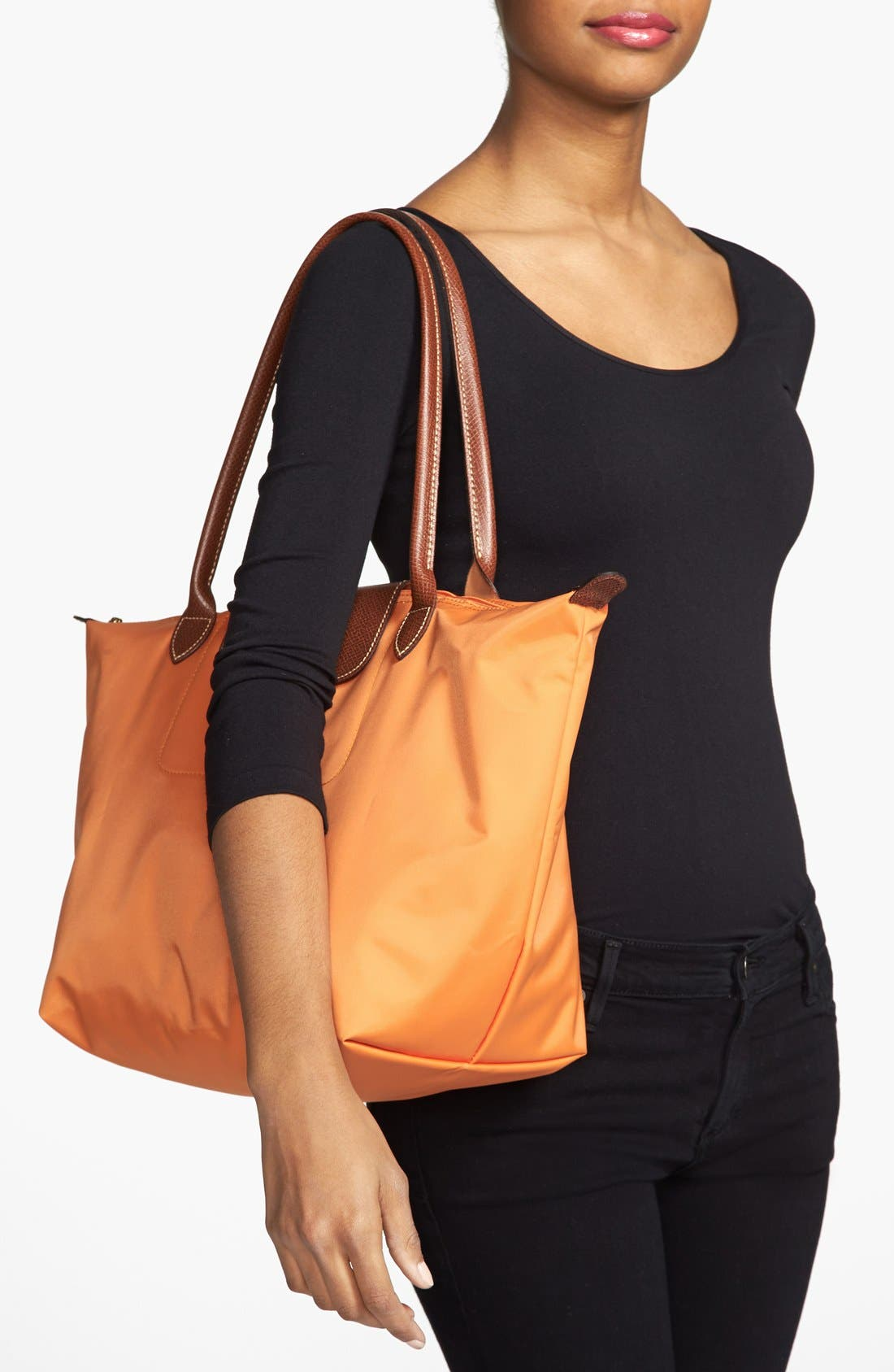 Alternate Image 2  - Longchamp 'Large Le Pliage' Tote