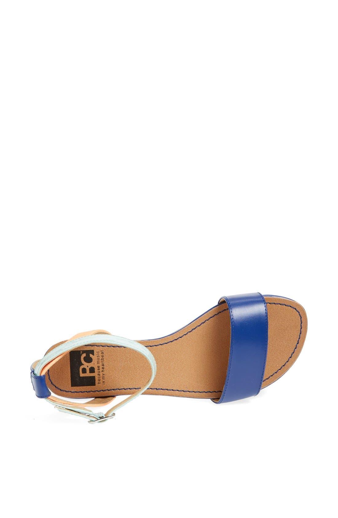 Alternate Image 3  - BC Footwear 'Natural Instincts' Sandal