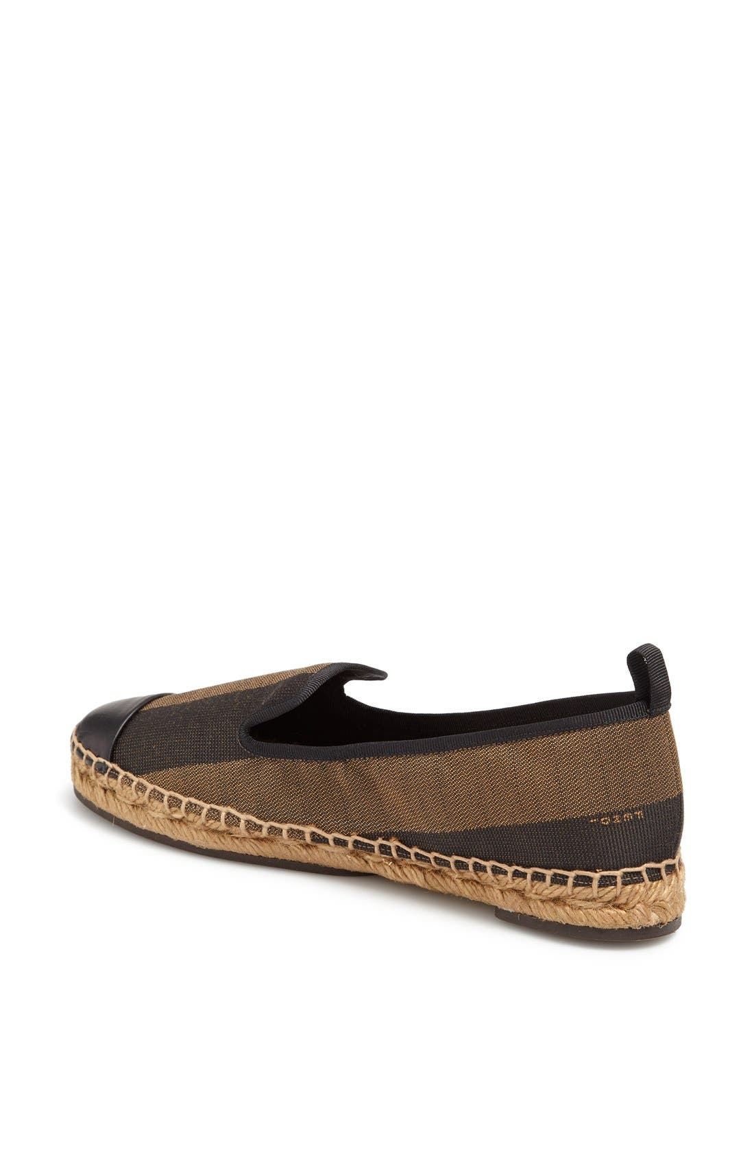 Alternate Image 2  - Fendi 'Junia' Espadrille Flat (Women)
