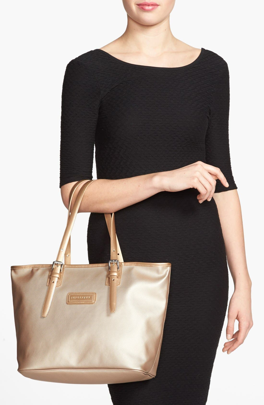Alternate Image 2  - Longchamp 'Medium Derby' Tote