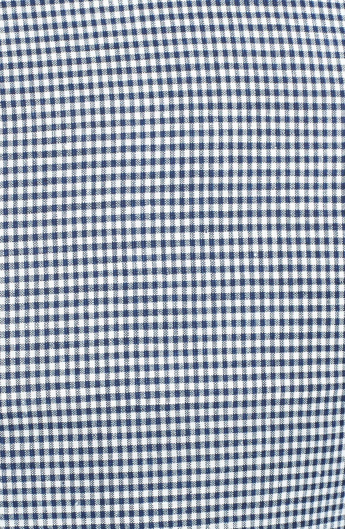 Alternate Image 3  - Gant Rugger Linen & Wool Gingham Sportcoat