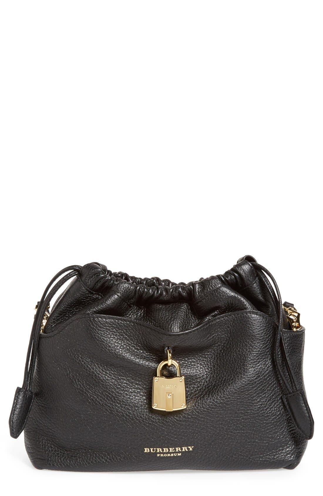 Alternate Image 1 Selected - Burberry 'Little Crush' Crossbody Bag