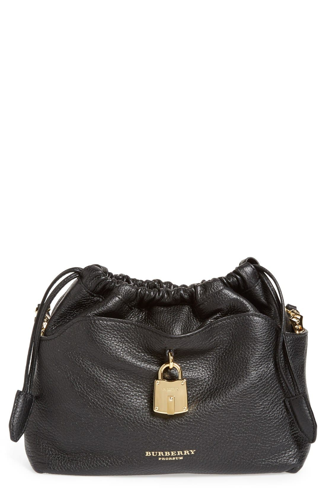 Main Image - Burberry 'Little Crush' Crossbody Bag