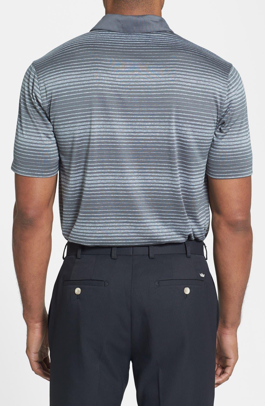 Alternate Image 2  - Nike 'Innovation' Stripe Dri-FIT Polo