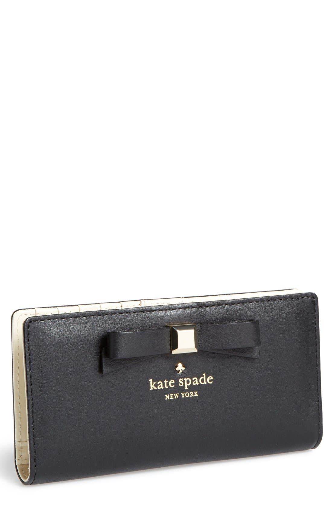 Main Image - kate spade new york 'holly street - stacy' wallet