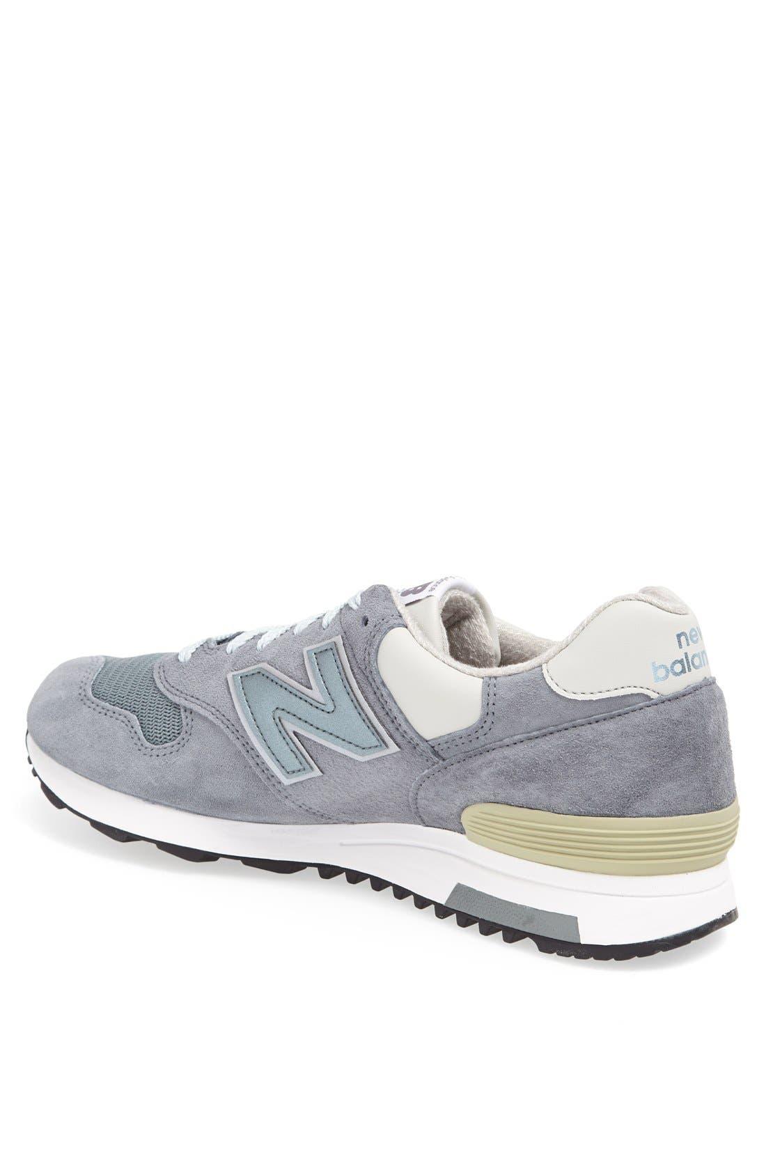 Alternate Image 2  - New Balance '1400' Suede Running Shoe (Men)