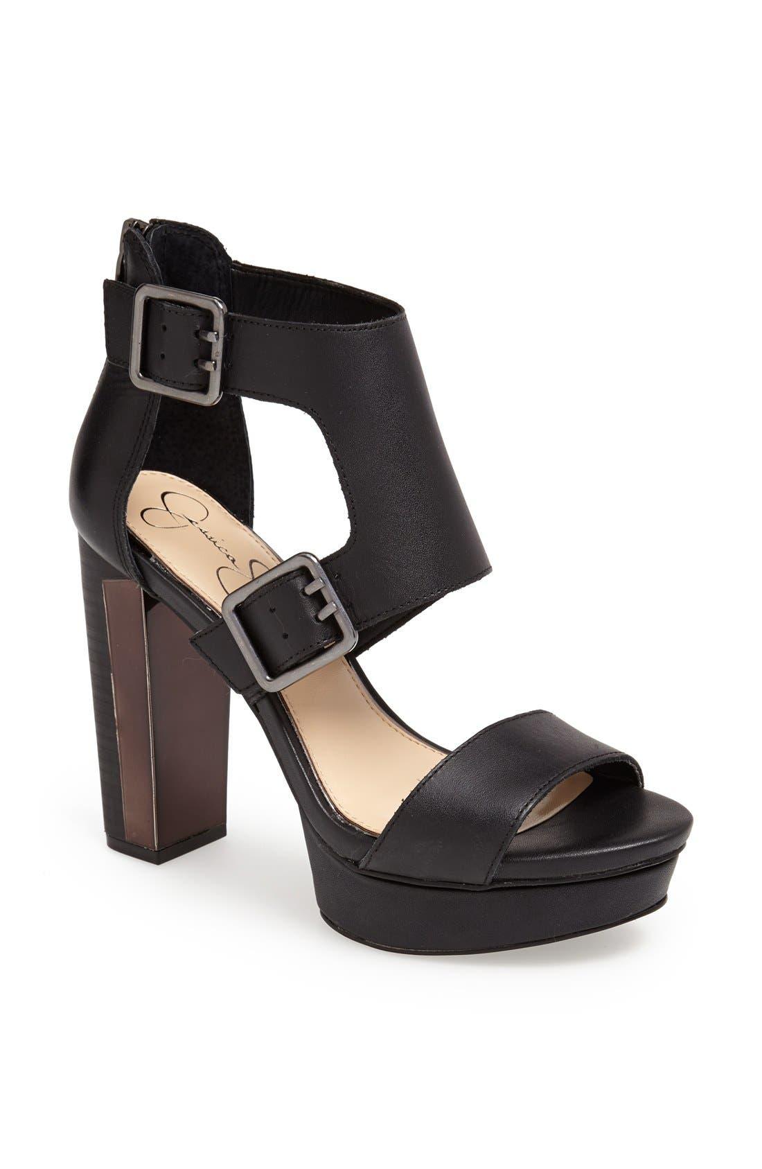 Alternate Image 1 Selected - Jessica Simpson 'Kaitzz' Sandal